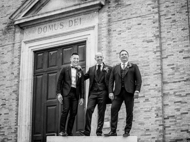 Il matrimonio di Fabrizio e Giulia a Osimo, Ancona 15
