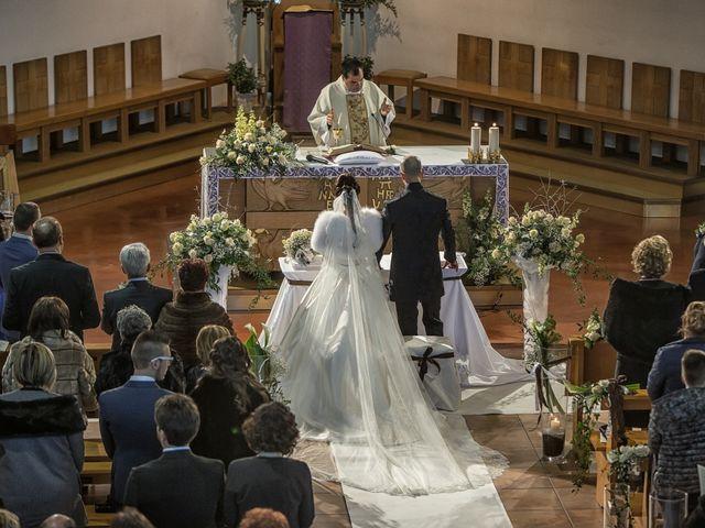 Il matrimonio di Fabrizio e Giulia a Osimo, Ancona 17