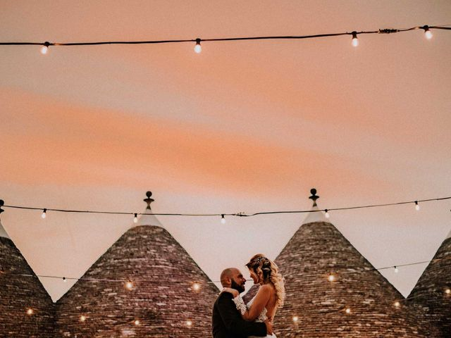 Le nozze di Alessandra e Angelo