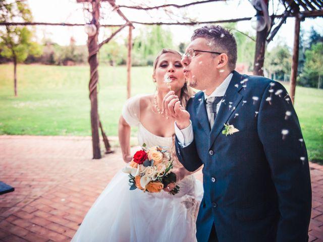 le nozze di Lilia e Stefano