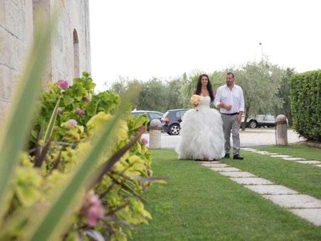 Il matrimonio di Francesco e Deborah a Pastrengo, Verona 6