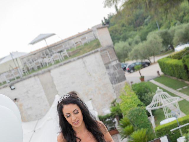 Il matrimonio di Francesco e Deborah a Pastrengo, Verona 9