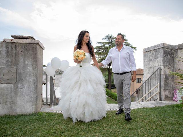 Il matrimonio di Francesco e Deborah a Pastrengo, Verona 10