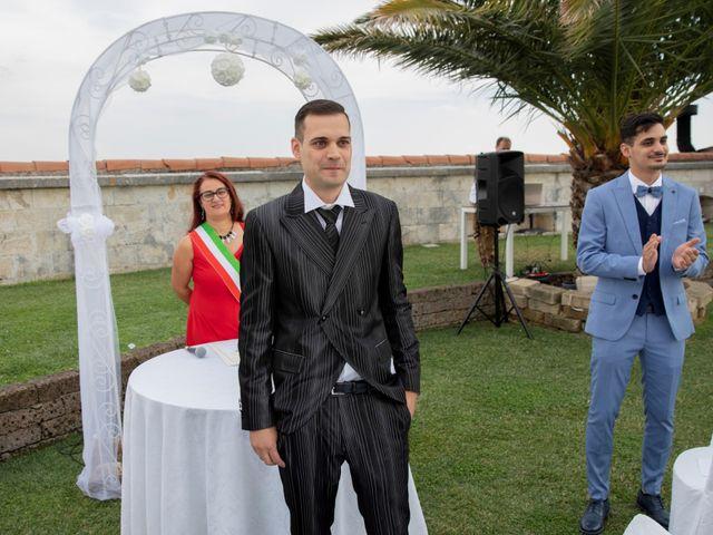 Il matrimonio di Francesco e Deborah a Pastrengo, Verona 11