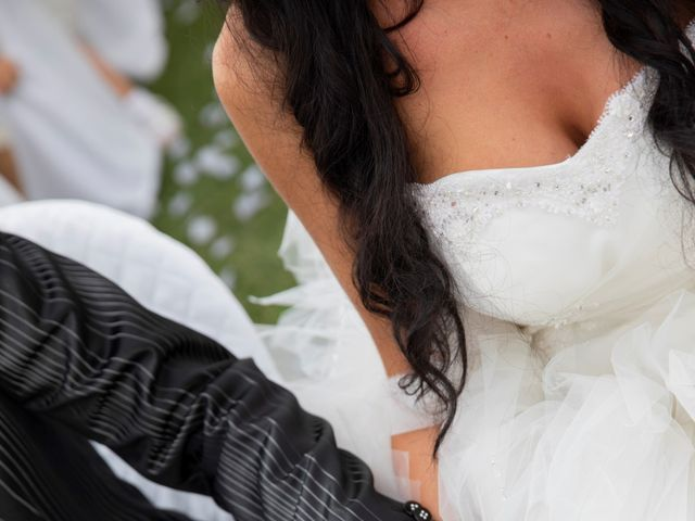 Il matrimonio di Francesco e Deborah a Pastrengo, Verona 13