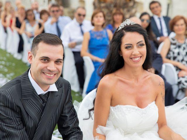 Il matrimonio di Francesco e Deborah a Pastrengo, Verona 14