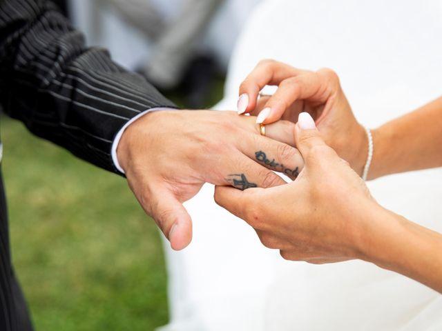 Il matrimonio di Francesco e Deborah a Pastrengo, Verona 15