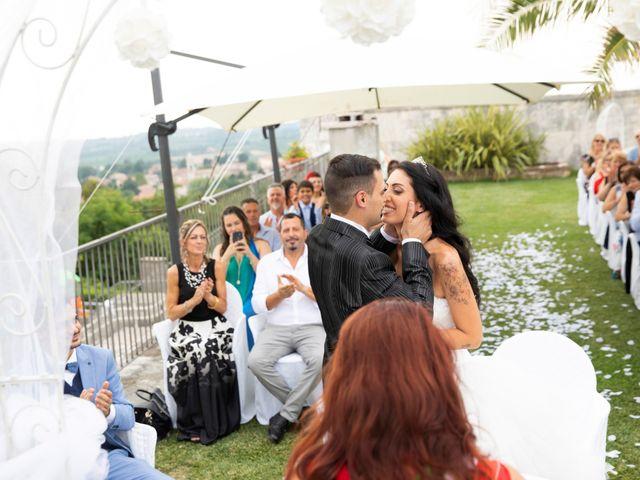 Il matrimonio di Francesco e Deborah a Pastrengo, Verona 1