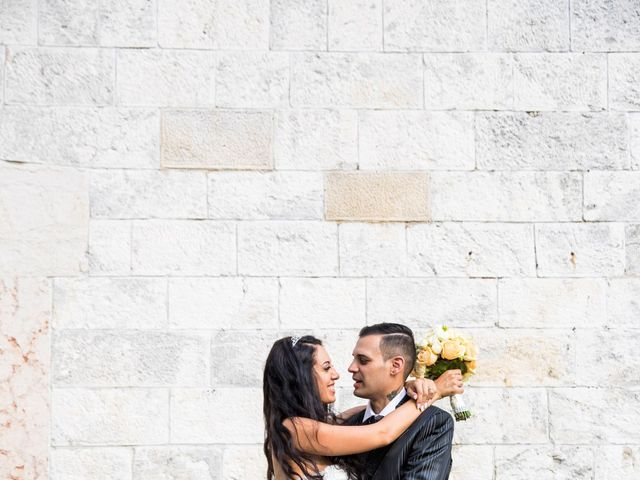 Il matrimonio di Francesco e Deborah a Pastrengo, Verona 19