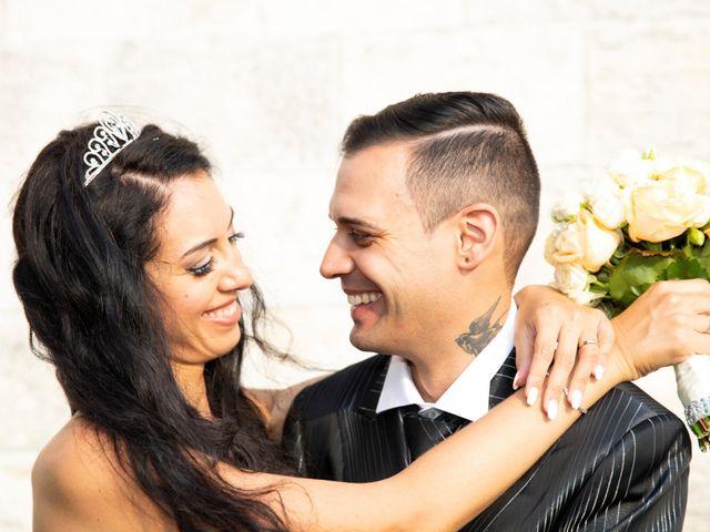 Il matrimonio di Francesco e Deborah a Pastrengo, Verona 20