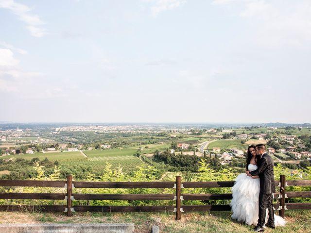 Il matrimonio di Francesco e Deborah a Pastrengo, Verona 24