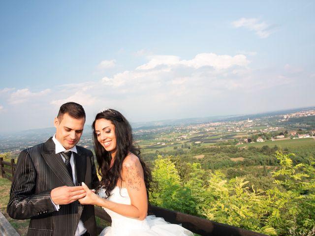Il matrimonio di Francesco e Deborah a Pastrengo, Verona 25