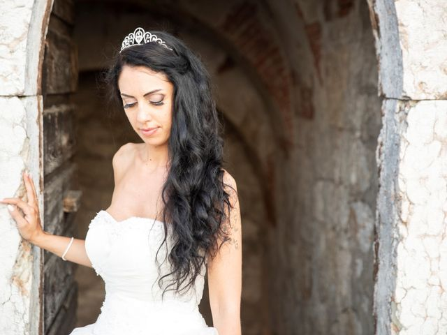 Il matrimonio di Francesco e Deborah a Pastrengo, Verona 2