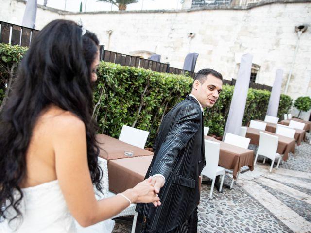 Il matrimonio di Francesco e Deborah a Pastrengo, Verona 30