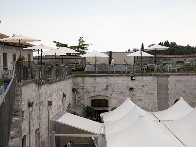 Il matrimonio di Francesco e Deborah a Pastrengo, Verona 34