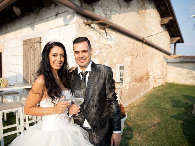 Il matrimonio di Francesco e Deborah a Pastrengo, Verona 37