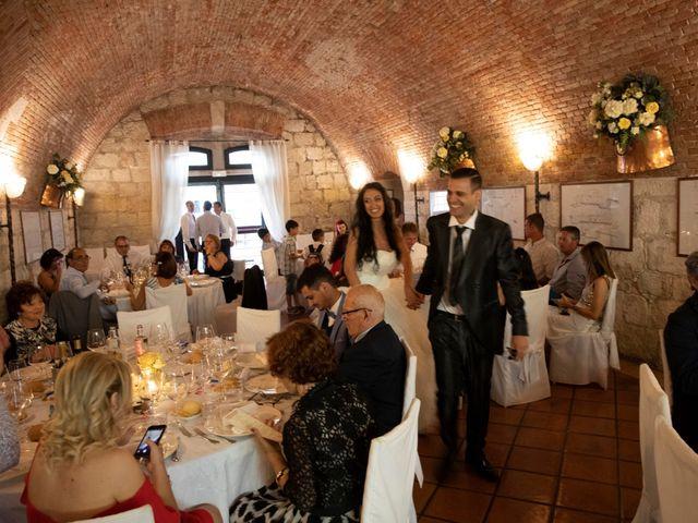 Il matrimonio di Francesco e Deborah a Pastrengo, Verona 39