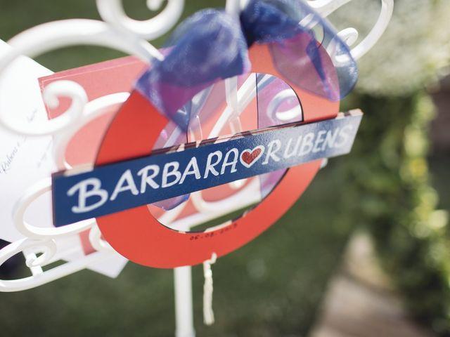 Il matrimonio di Rubens e Barbara a Pastrengo, Verona 21