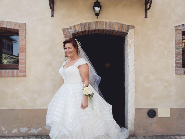 Il matrimonio di Rubens e Barbara a Pastrengo, Verona 29
