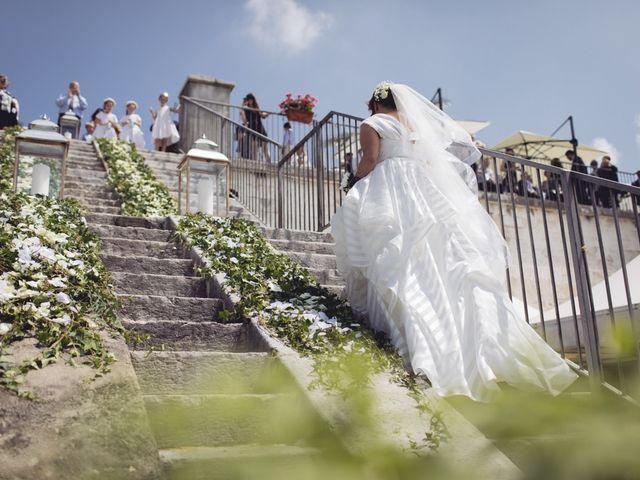 Il matrimonio di Rubens e Barbara a Pastrengo, Verona 34