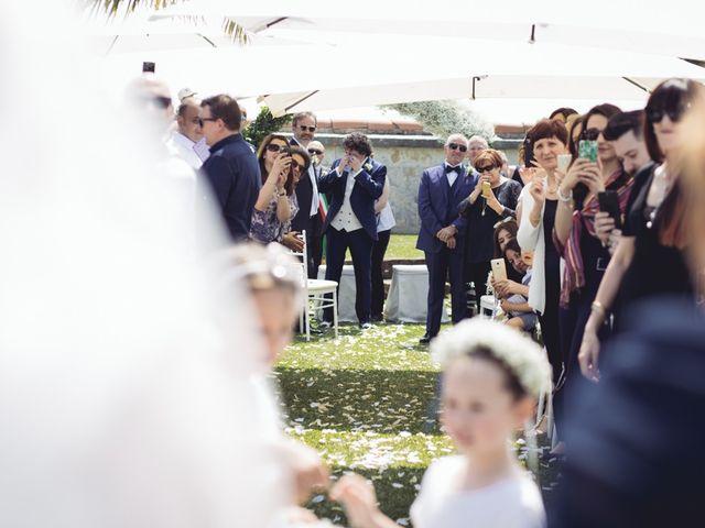 Il matrimonio di Rubens e Barbara a Pastrengo, Verona 37