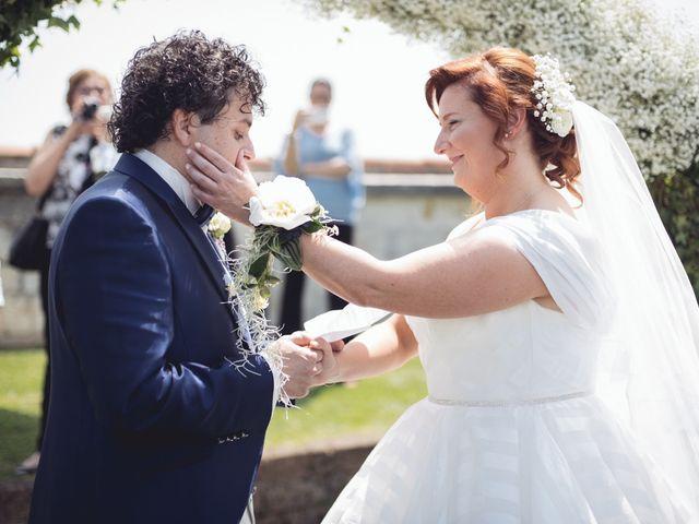 Il matrimonio di Rubens e Barbara a Pastrengo, Verona 41