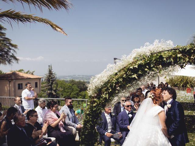 Il matrimonio di Rubens e Barbara a Pastrengo, Verona 42