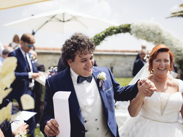Il matrimonio di Rubens e Barbara a Pastrengo, Verona 50