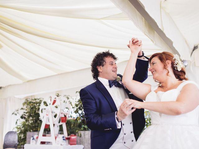 Il matrimonio di Rubens e Barbara a Pastrengo, Verona 87