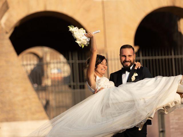 Le nozze di Daria e Simone