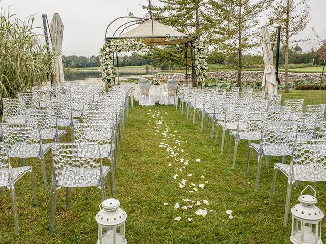 Il matrimonio di Luca e Elisa a Castrezzato, Brescia 100