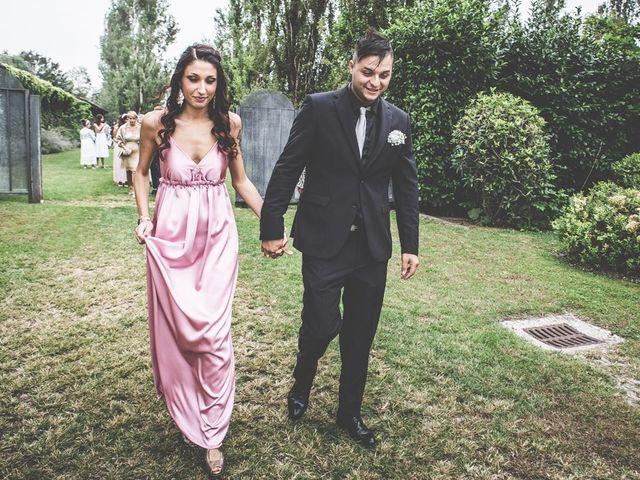 Il matrimonio di Luca e Elisa a Castrezzato, Brescia 107