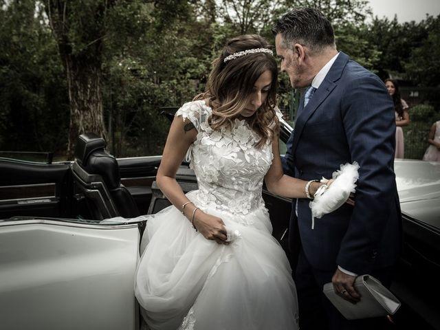 Il matrimonio di Luca e Elisa a Castrezzato, Brescia 119