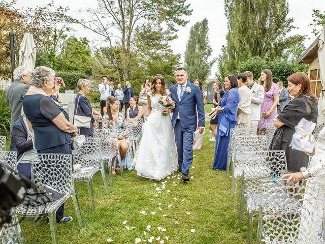 Il matrimonio di Luca e Elisa a Castrezzato, Brescia 125