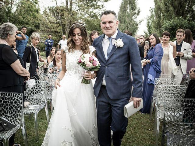 Il matrimonio di Luca e Elisa a Castrezzato, Brescia 126