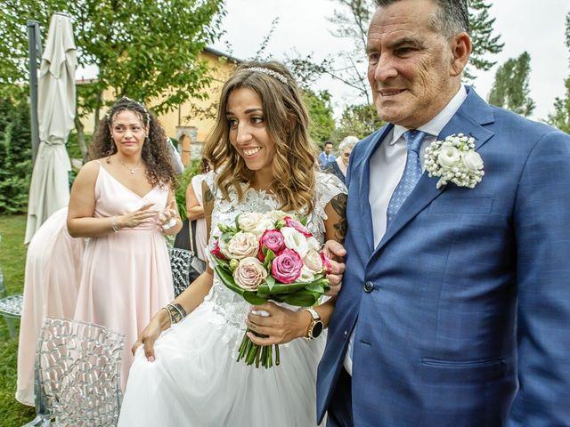 Il matrimonio di Luca e Elisa a Castrezzato, Brescia 127