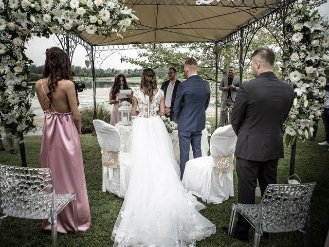 Il matrimonio di Luca e Elisa a Castrezzato, Brescia 132