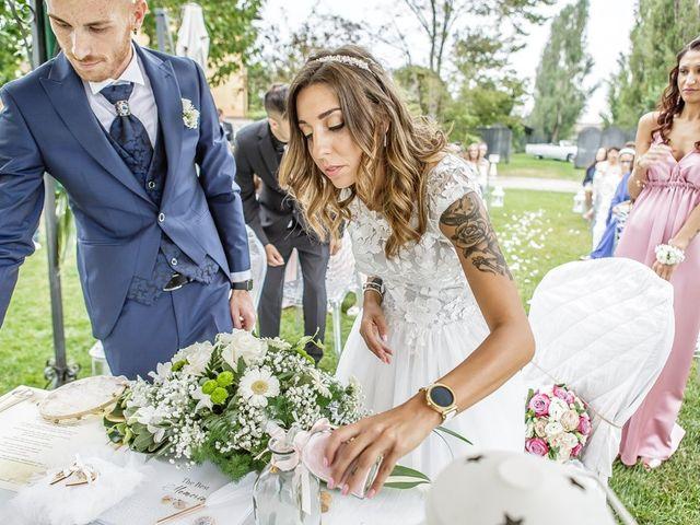 Il matrimonio di Luca e Elisa a Castrezzato, Brescia 139