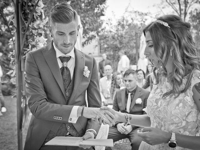 Il matrimonio di Luca e Elisa a Castrezzato, Brescia 142