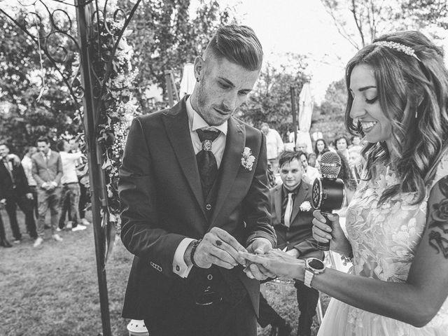 Il matrimonio di Luca e Elisa a Castrezzato, Brescia 147