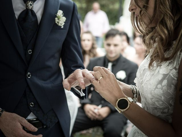 Il matrimonio di Luca e Elisa a Castrezzato, Brescia 149