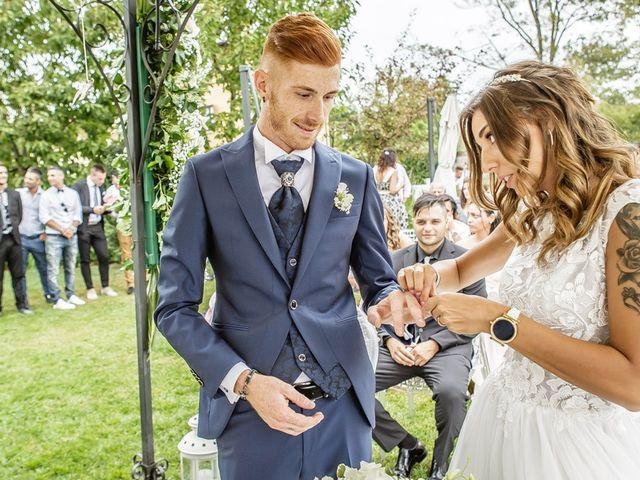 Il matrimonio di Luca e Elisa a Castrezzato, Brescia 150