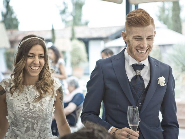 Il matrimonio di Luca e Elisa a Castrezzato, Brescia 171