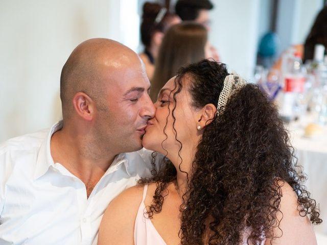 Il matrimonio di Luca e Elisa a Castrezzato, Brescia 181