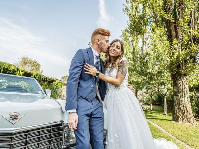 Il matrimonio di Luca e Elisa a Castrezzato, Brescia 186