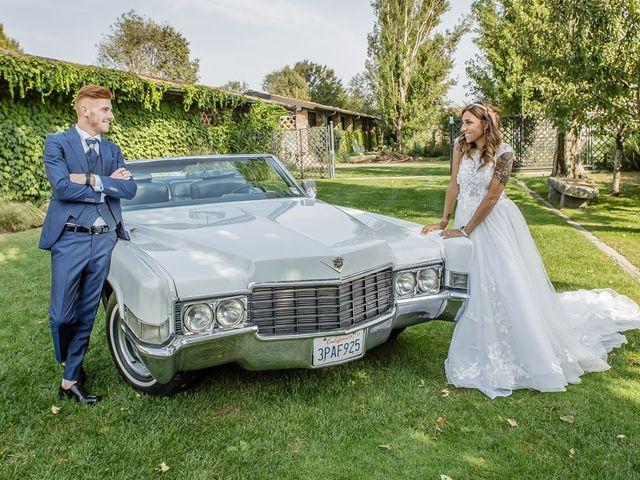 Il matrimonio di Luca e Elisa a Castrezzato, Brescia 188