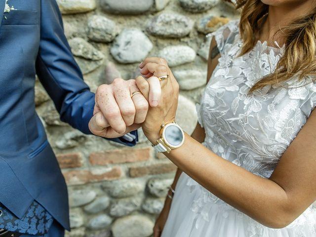 Il matrimonio di Luca e Elisa a Castrezzato, Brescia 195