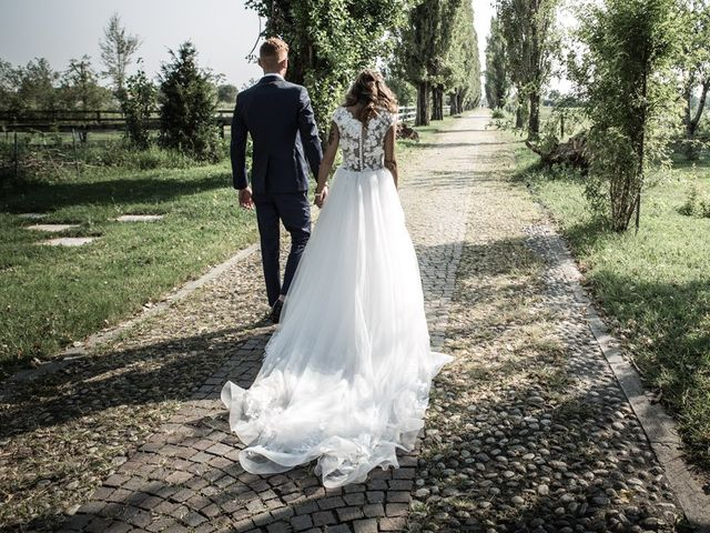 Il matrimonio di Luca e Elisa a Castrezzato, Brescia 201