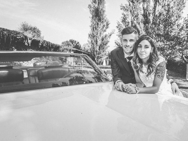 Il matrimonio di Luca e Elisa a Castrezzato, Brescia 202