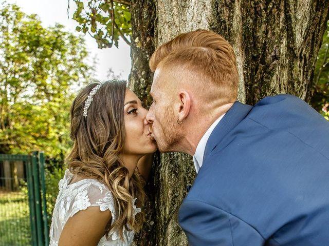 Il matrimonio di Luca e Elisa a Castrezzato, Brescia 203